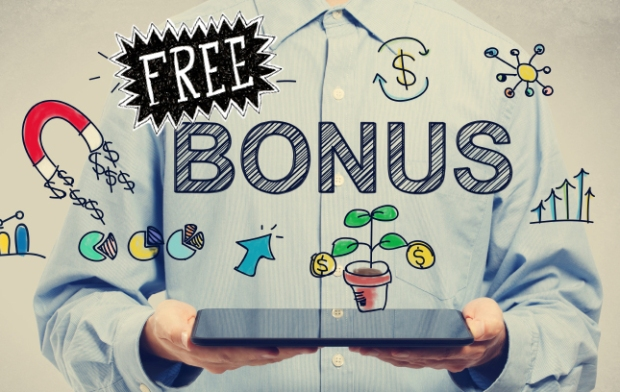 free bonus on my blog