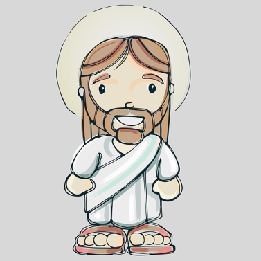Jesus_cartoon