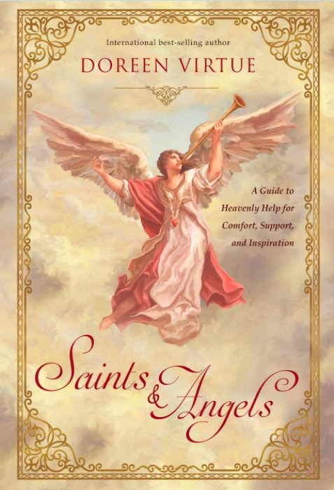 Saints and Angels book cover