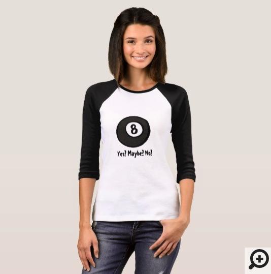 Magic 8-Ball T-shirt for Women